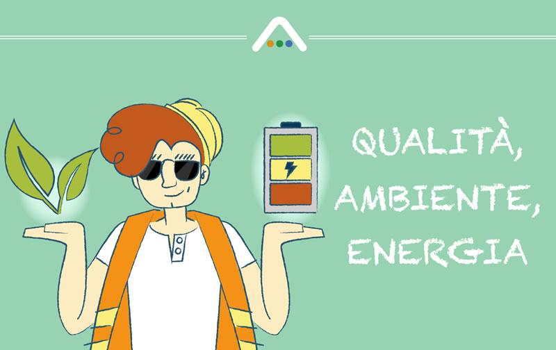 Qualità, Ambiente ed Energia